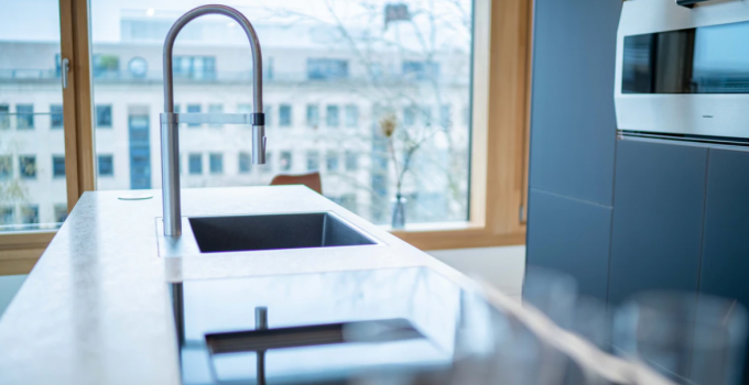 Benefits Of Getting A Kitchen Faucet